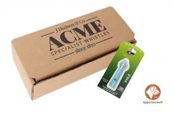 ACME Hundepfeife 210 1/2 babyblau inklusive Pfeifenband