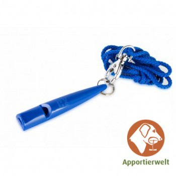 ACME Hundepfeife 211 1/2 balticblau inklusive Pfeifenband