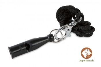 ACME Hundepfeife Field Trial 212 schwarz