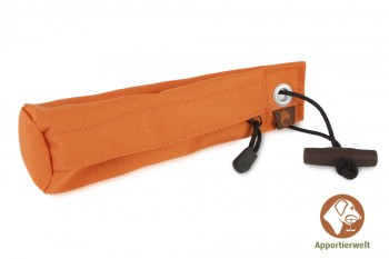 Firedog Futterbeutel/Futterdummy groß Trainer orange