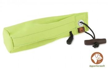 Firedog Futterbeutel/Futterdummy groß Trainer hellgrün
