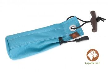 Firedog Futterbeutel/Futterdummy groß Trainer hellblau