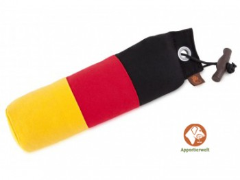"""Firedog Dummy Länder-Edition 500 g """"Deutschland"""""""