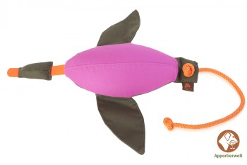Firedog Entendummy groß 600 g rosa/khaki