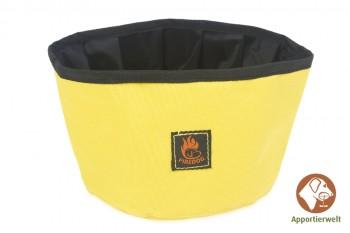 Firedog Reisenapf 2,0 L gelb