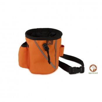 Firedog Leckerlitasche klein orange