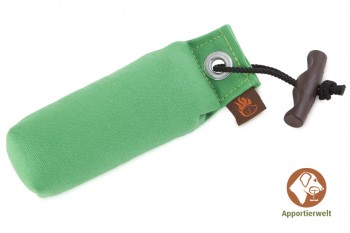 Firedog Pocket Dummy 150 g hellgrün