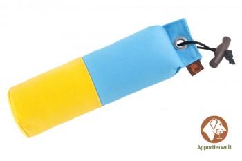 Firedog Marking Dummy 500 g gelb/babyblau
