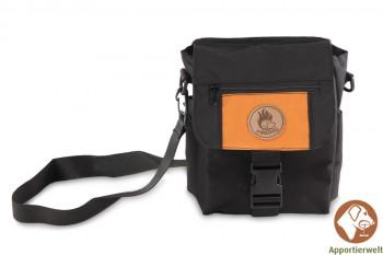 Firedog Mini Dummytasche DeLuxe schwarz/orange
