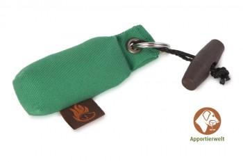 Firedog Dummy MINI / Schlüsselanhänger grün