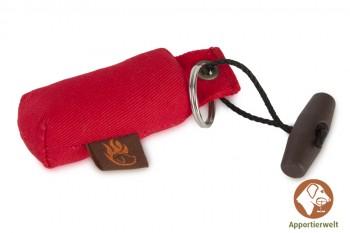 Firedog Dummy MINI / Schlüsselanhänger rot