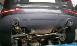 Ragazzon Audi Q5 (8R) Endschalldämpfer / Sportauspuff  Topline Quattro 2.0TDi (125kW) 2008>>2012