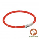 Maxi Safe LED-Halsband rot