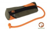 Firedog Futterbeutel/Futterdummy groß khaki/orange