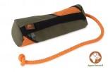 Firedog Futterbeutel/Futterdummy klein khaki/orange