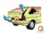 Frischlufthilfe für den Kofferraum - Airboy/Airkit
